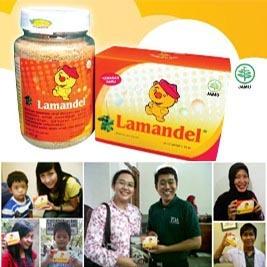 Obat amandel untuk anak anak