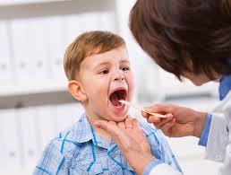 Amandel Bengkak Pada Anak