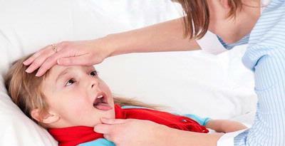 Obat radang tenggorokan di apotik untuk anak-anak