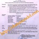 sertifikat pom lamandel